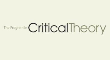 The Program in Critical Theory